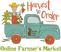 Tahoe Food Hub - Harvest-to-Order logo