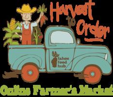 Tahoe Food Hub - Harvest-to-Order logo